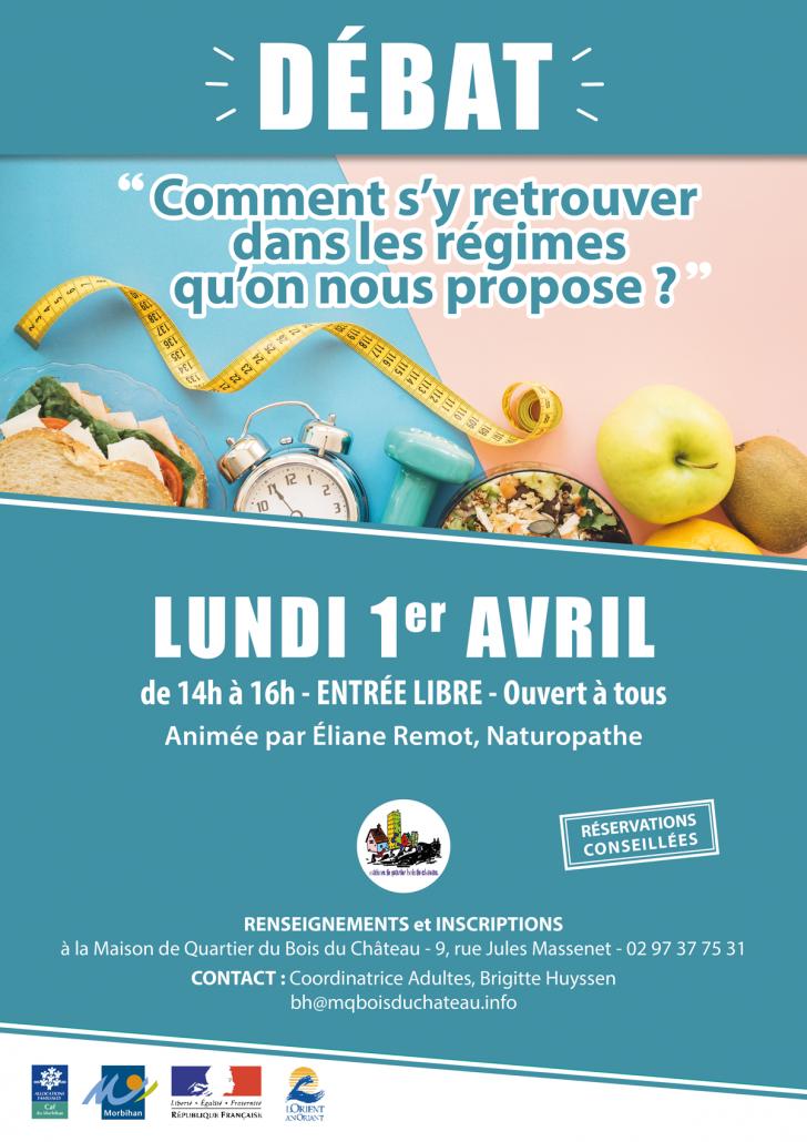 DÉBAT-CONFÉRENCE-REGIMES-Maison_de_Quartier_Bois_du_Château