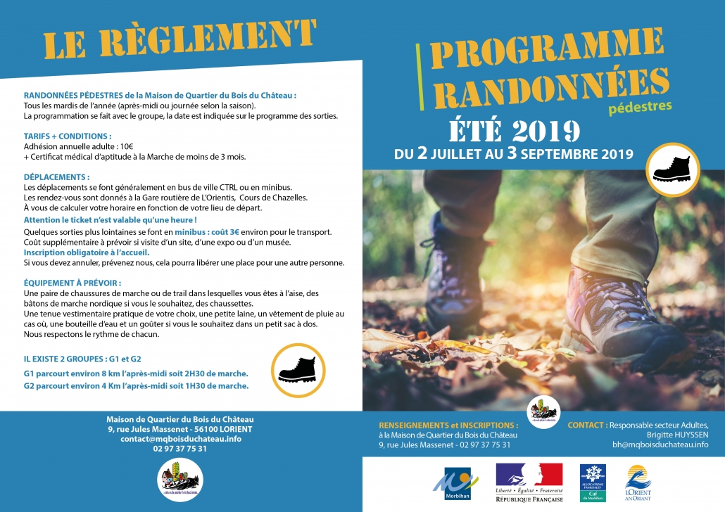 PROGRAMME RANDONNEES Juillet aout 2019-FINALMaison_de_Quartier_Bois_du_Chateau